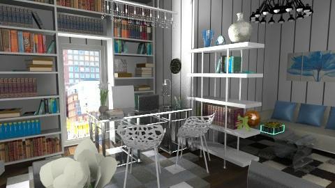 Modern twist - Modern - Office - by 532johanna