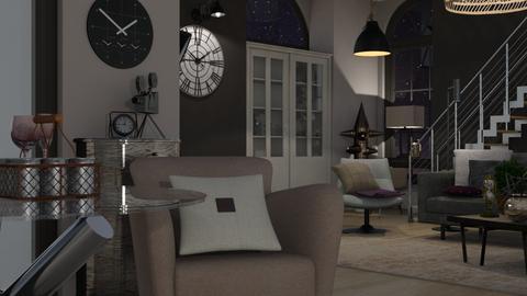 Night Light 2 - Modern - Office - by Gurns
