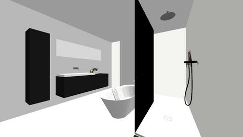 Boven - Bathroom - by ELINE1992