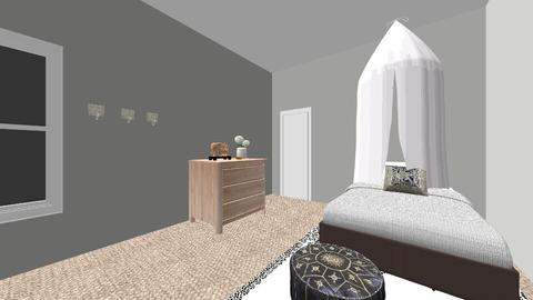 Guest room - Bedroom - by dwoods