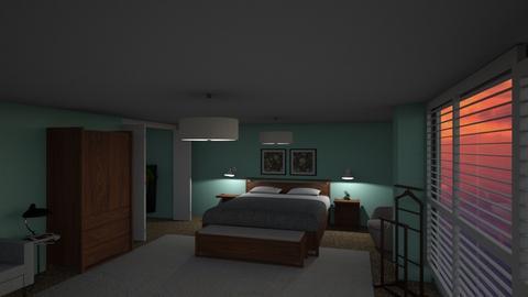 My room - Bedroom - by Tabitha Knight