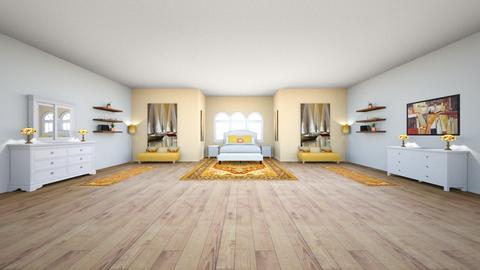 master bedroom home 4 - by Reedphia