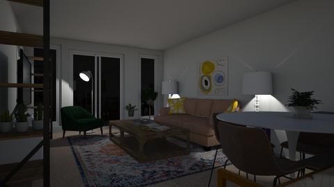 Living Room KBC - Living room - by 1660LaSalle