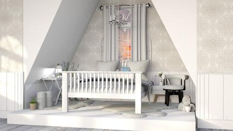 Coastal Shabby - Classic - Bedroom - by Isaacarchitect