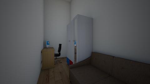 PawelPok - Living room - by staz119