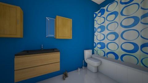 My Bathroom - Bathroom - by Jazzrocks