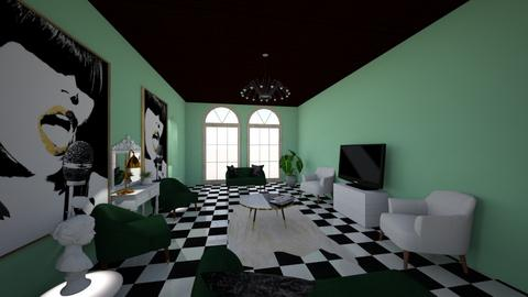 4 - Classic - Living room - by Arina0007