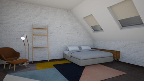 Peachy - Bedroom - by ArtofLife12