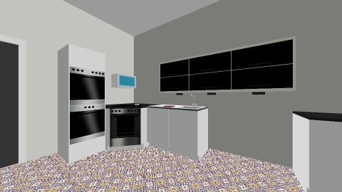 kitchen  - Kitchen - by TaisiBird
