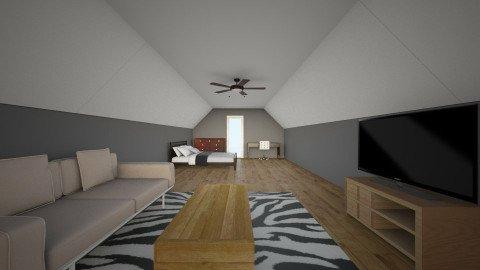 Bedroom Design - Modern - Bedroom - by KCRooms