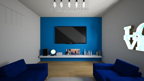 NANAN - Living room - by victoria2018