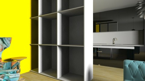 New York - Living room - by Garota de Ipanema
