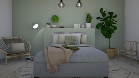 Bed - Modern - Bedroom - by Tuitsi