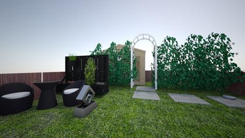 Garden Design - Garden - by karlmorley2002