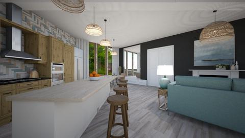 Kitchen Design id - Kitchen - by whoshroy
