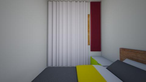 kids room 12 - Kids room - by K4tek23