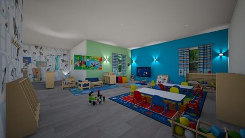 preschool toddlers room - by rousseysmith