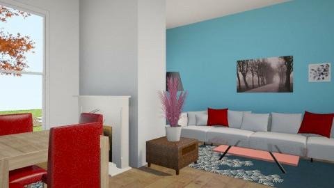 room 1 - by Midheta