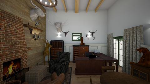michael - Office - by Martineschreur