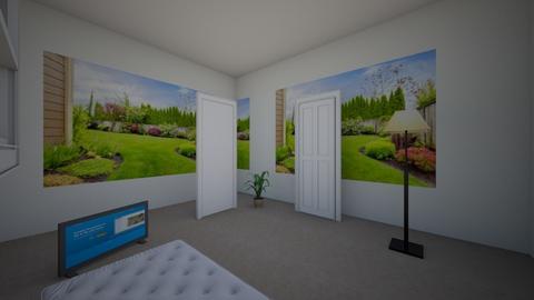 Bedroom - Bedroom - by FlamingAura5