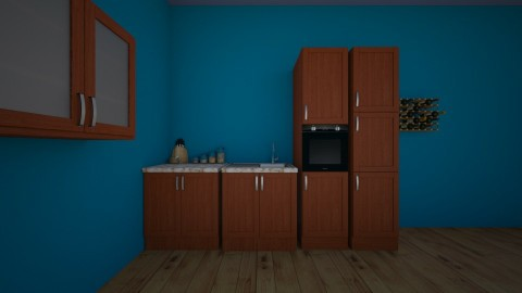 andrea123 - Classic - Kitchen - by andrea0211