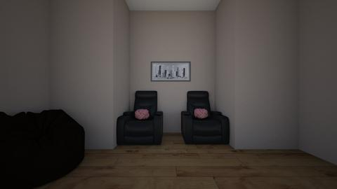 rubi living room - by shayden