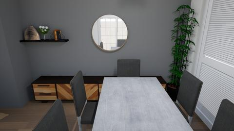 AD Living room - by eleanorallen95