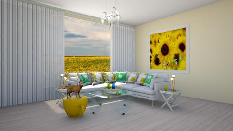 playfull living - Living room - by fippydude