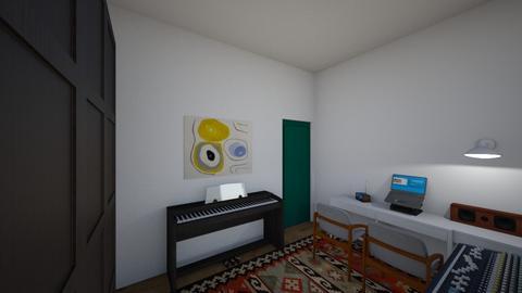 huis nuPstudio - Office - by aniekderooij
