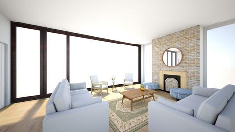 Cottage Livingroom - by mcl553