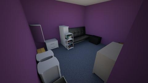 Room Now - Modern - Bedroom - by cupcake_geek2020