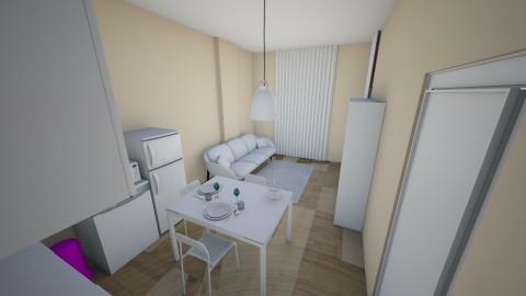 saloon - Minimal - Living room - by Altug Ersen