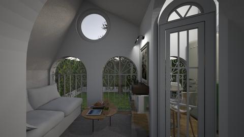 Casa340LivingArea - Living room - by nickynunes