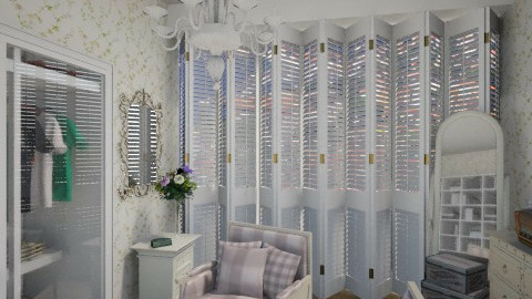 French Bedroom - Classic - Bedroom - by xx_cordelia_xx