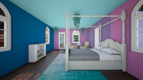 Dream Master - Glamour - Bedroom - by Kennedy Graham
