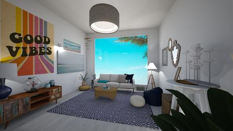 surf living - Living room - by td123