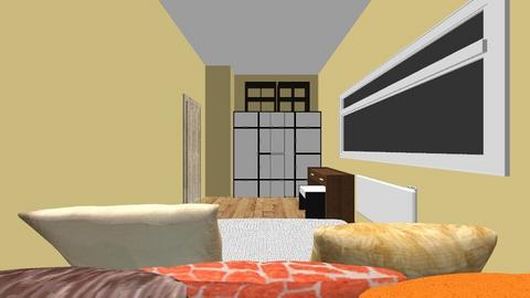 Our Room 3 - Bedroom - by karlwilcock