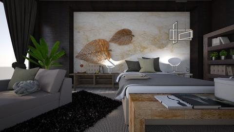 mezcla - Bedroom - by ana111