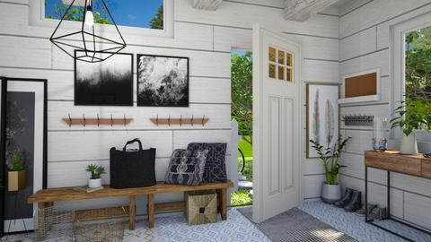 Entrance Room - by GinnyGranger394
