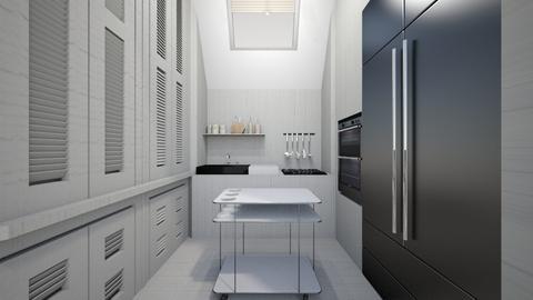 Casa169Kitchen - Minimal - Kitchen - by nickynunes