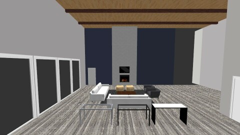 Jen Pat LR 2_2 - Living room - by kashamitchel