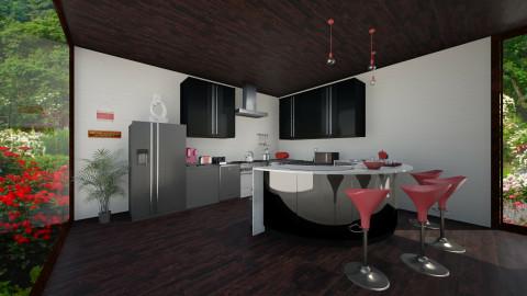Kitchenann - Modern - Kitchen - by Anna Wu
