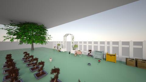 Garden design - Garden - by pantsie