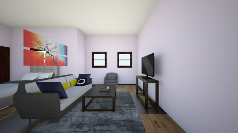 JW_apartment1 - Eclectic - by Gingerverted