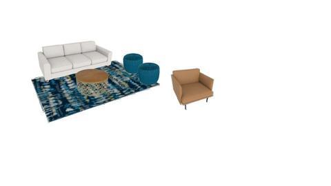 Living room - by orangina