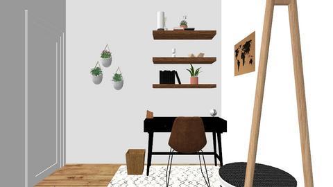 Teener bedroom - Retro - Bedroom - by Emilie Konings