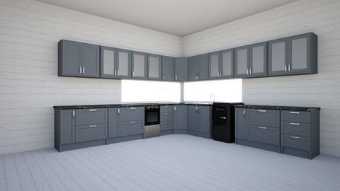 b - Kitchen - by Opal123