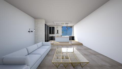 beach living - by Connie Davis