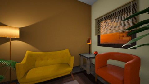 Croatia retro - Retro - Living room - by leona11