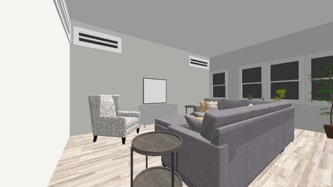 Living room 2 - by ElliJ13